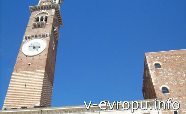 Колокольня Кафедрального Собора в Вероне