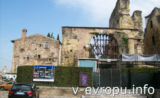 Средневековые достопримечательности Вероны