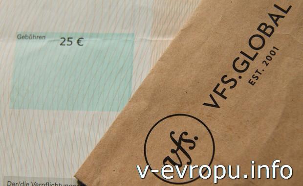 Австрийская туристическая виза через VFS Global