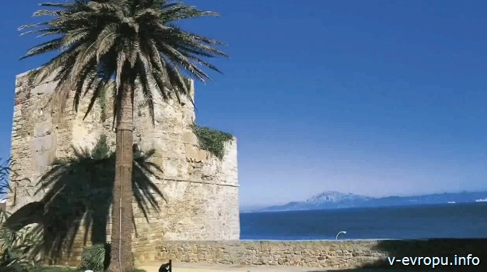 Андалусия. Тарифа