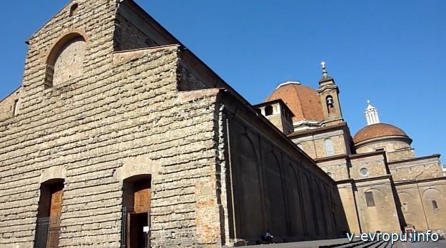 Капелла Медичи Базилика Сан Лоренса