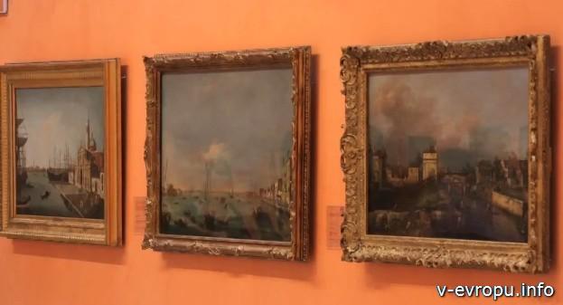 Мадрид. Музей Thyssen-Bornemisza