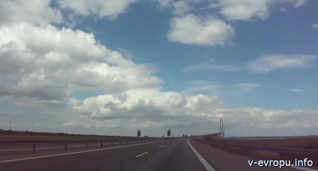 По Европе на машине