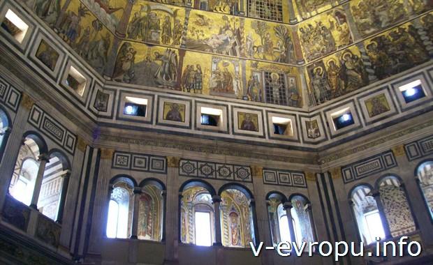 Баптистерий Санта Мария дель Фиоре во Флоренции