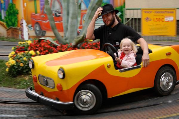 Детский автобан в Пратере