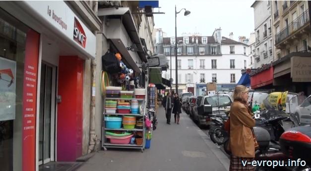 Автобусы и метро для экскурсий по Парижу