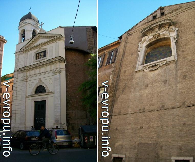 Церковь Sant'Eusebio (Святого Евсевия) на Эсквилинском холме