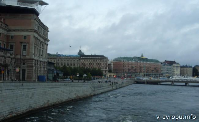 На велосипеде по Европе_Стокгольм