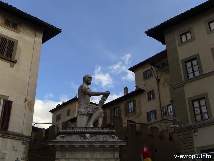 Флоренция. Piazza San Lorenzo