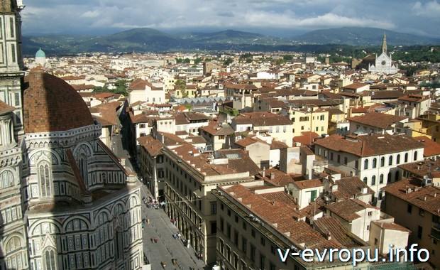 Во Флоренцию из Рима на автобусе!