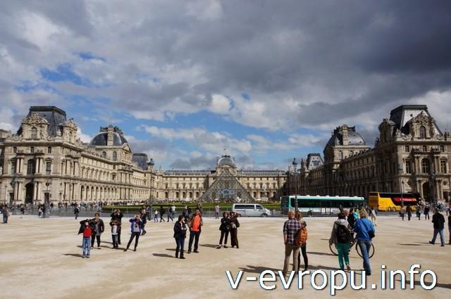 В Париж на День рожденья с Paris Pass. Лувр