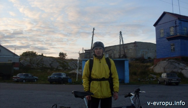 Подготовка-к-путешествию-на-велосипеде-по-Европе-Делаю-накатку-на-улицах-родного-города