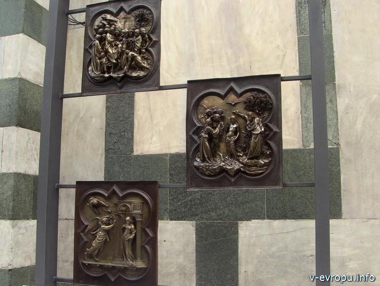 Флоренция. Декор  Санта Мария дель Фиоре