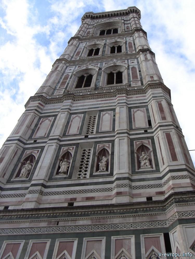 Башня Джотто. Флоренция