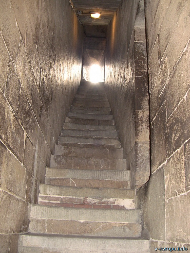 Лестница на Колокольню Джотто
