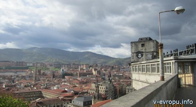 Бильбао_старый город