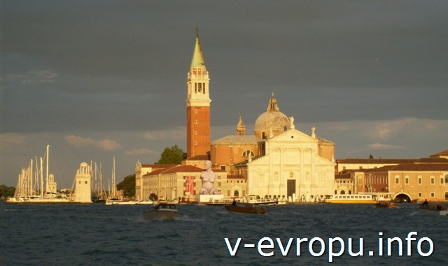 "Экономим на путешествии в Венецию с ""Венеция Кард"""