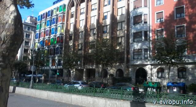 Бильбао_улицы города
