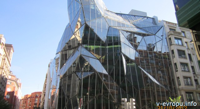 Современная архитектура Бильбао