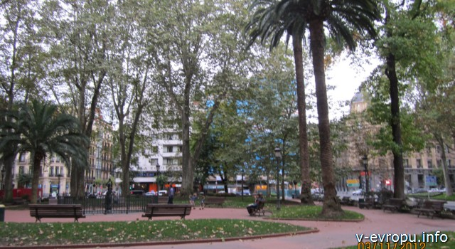 Парки Бильбао