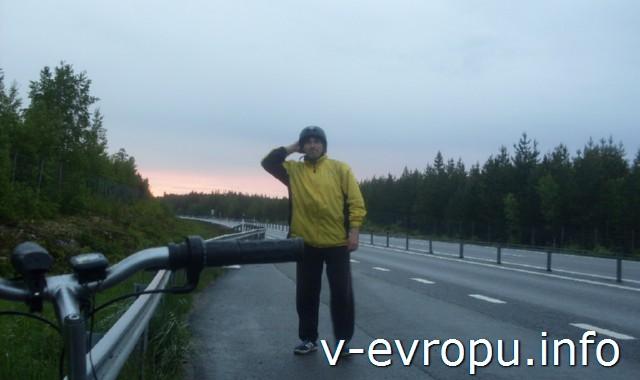 Как шведы относятся к велопутешественикам? Как узнать дорогу?