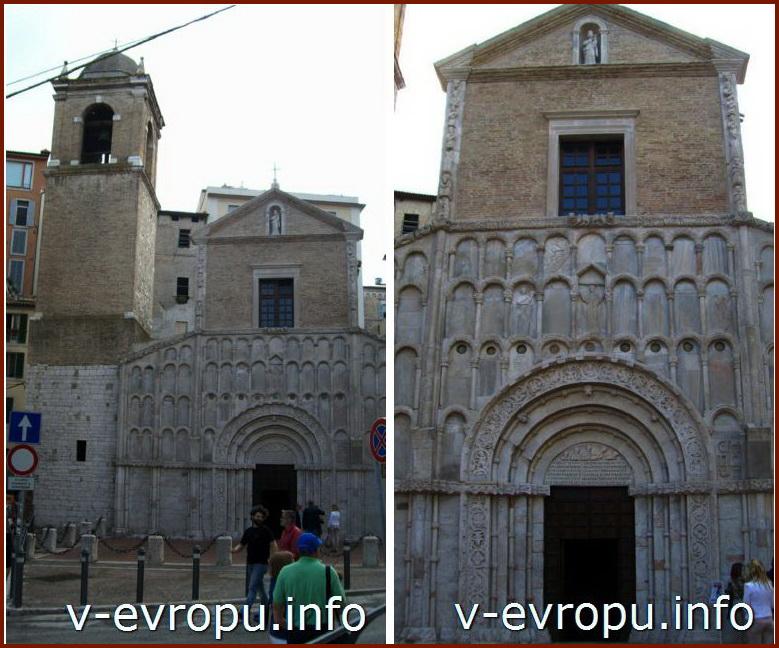 Анкона: Церковь Санта Мария делла Пьяцца  (Церковь Святой Марии на площади)