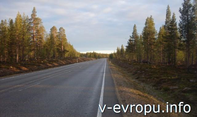Велопутешествие по дорогам Финляндии. Ивало-Соданкюля