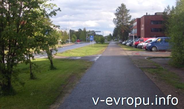 Улицы Соданкюля
