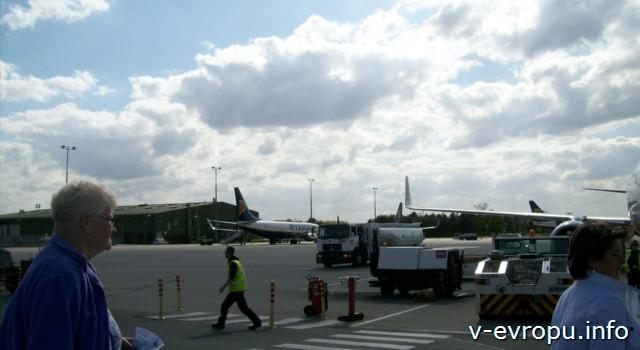 Аэропорт Дюссельдофа Вееце Weeze
