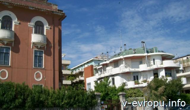 Пескара. Италия