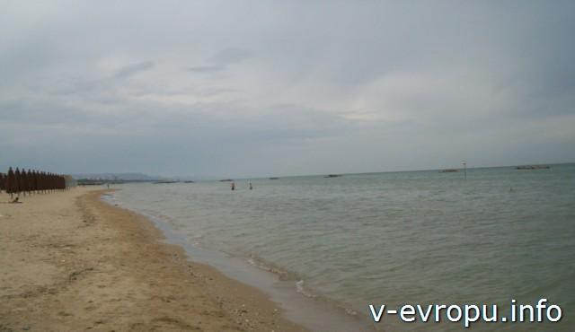 Море в Пескаре