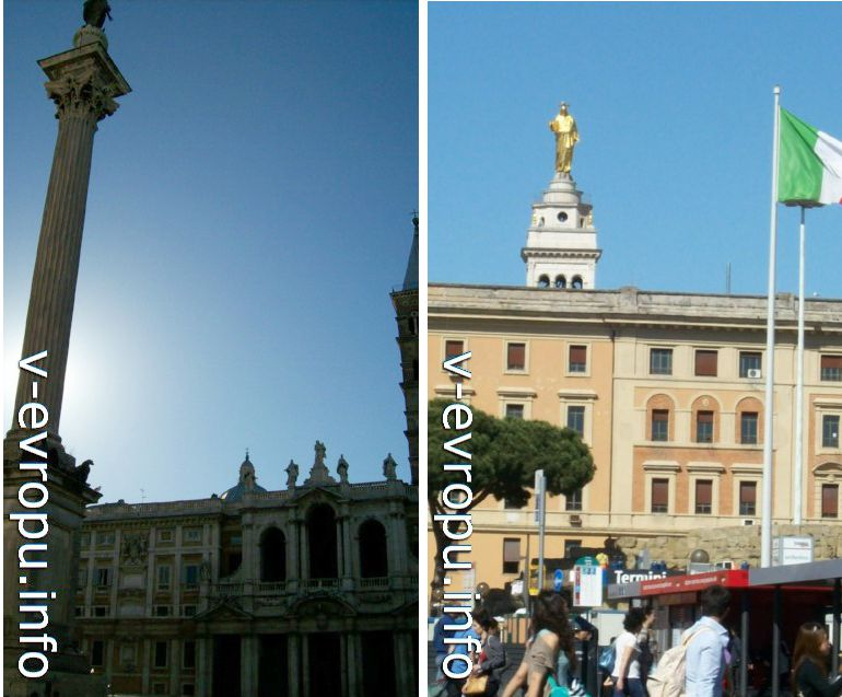 Обзорные автобусные экскурсии по Риму на практике:  Рим на память!