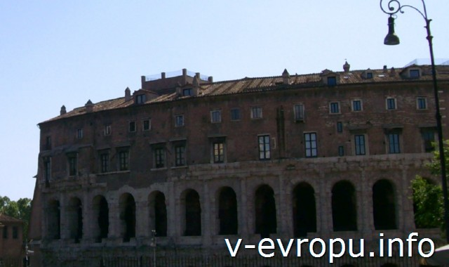Рим. Театр Марцелла