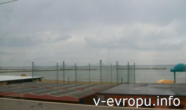 Пляжи Анконы. Паломбина