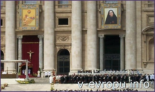 """Рим. Воскресная """"Ангелус Домини"""" Папы Франциска"""
