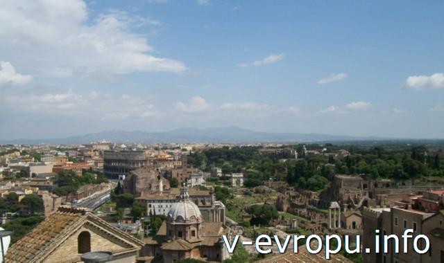 Рим для путешествий: правила самостоятельного туриста
