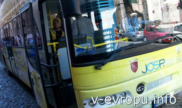"""Рим. Обзорные экскурсии по Риму на автобусе """"Христиан Рома"""""""