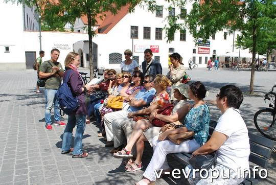Живая встреча в Мюнхене: знакомство друг с другом и историей пива