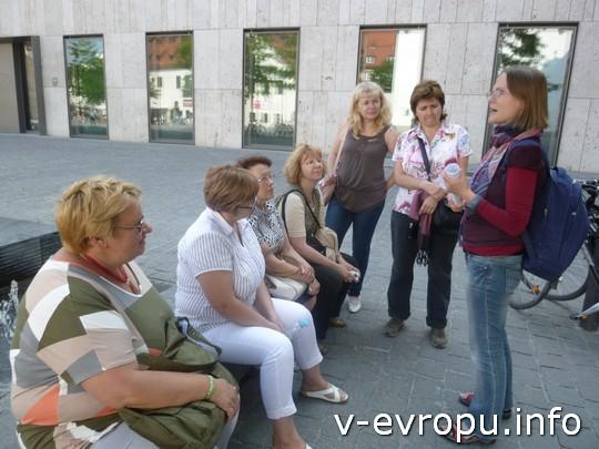 Живая встреча в Мюнхене: прогулки по Мюнхену с Марией Сержи
