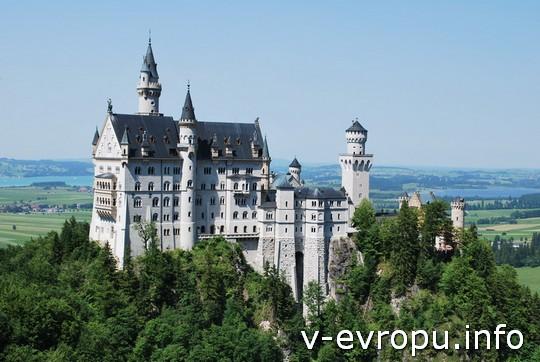 Живая встреча в Мюнхене: мы съездили в Нойшванштайн