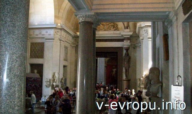 Ватиканские Музеи. Фото