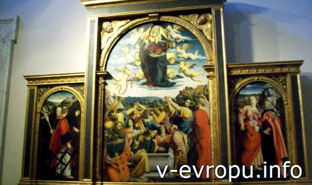Рим. Ватикан. Пинакотека