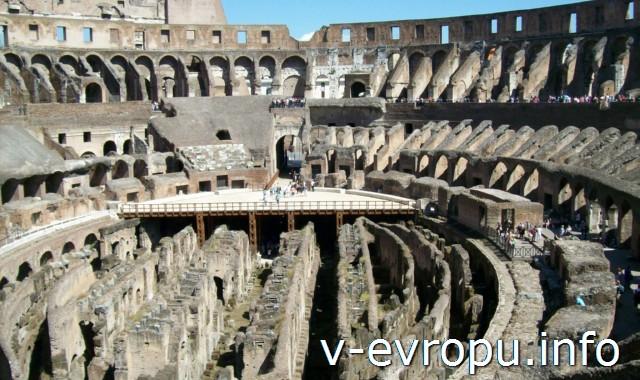 Рим для туристов: самые популярные районы города. Фото. Колизей