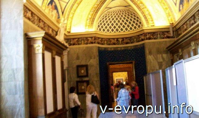 Sala degli Indirizzi в Музеях Ватикана