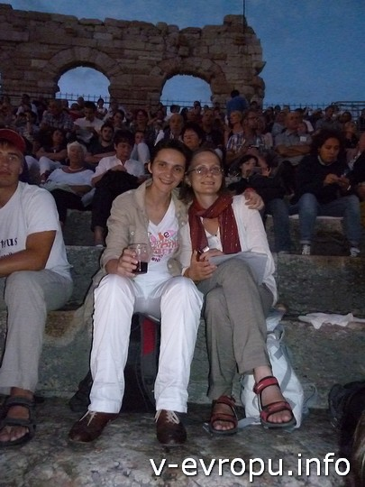 Живая встреча в Вероне: с градоведом Марией Сержи