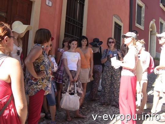 Живая встреча в Вероне 2013: нашли тень и обсуждаем римлян