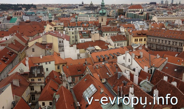 Прага_сверху