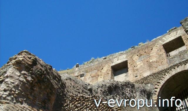 Верхний ярус Colosseum