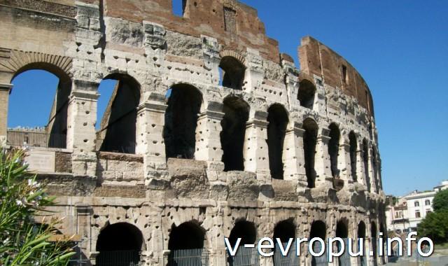 Colosseo. Рим