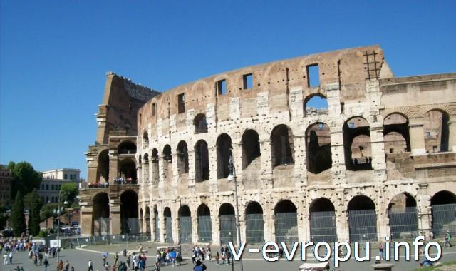 "Рим. Дорога музею ""Colosseum"""